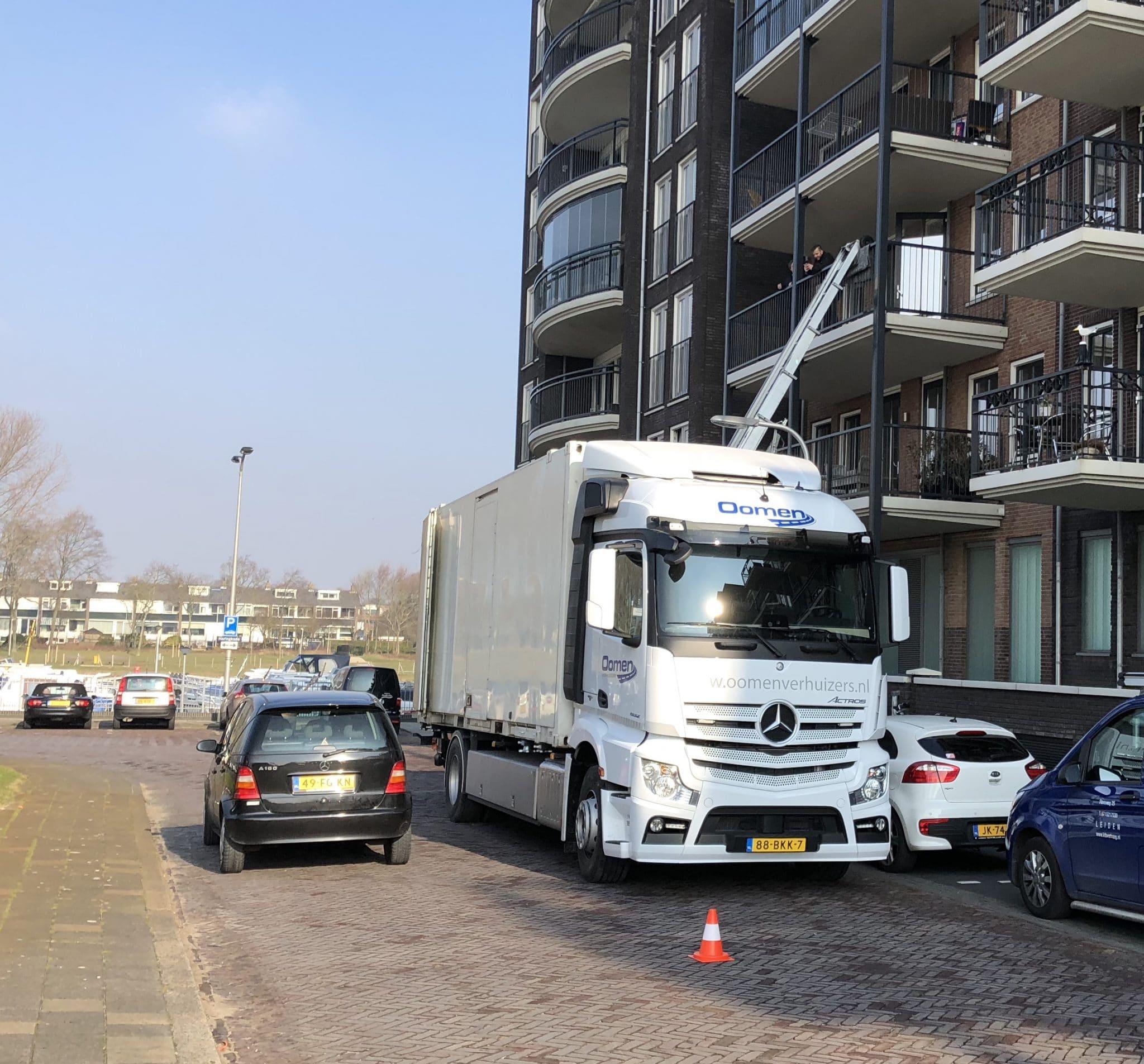 Bomschuitstraat Katwijk