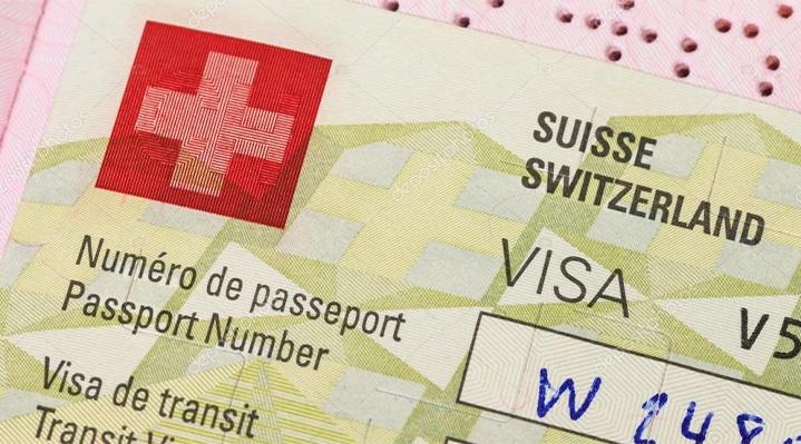Visum of verblijfsvergunning voor Zwitserland