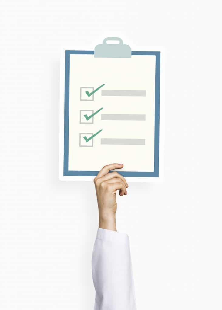 checklist verhuizen buitenland