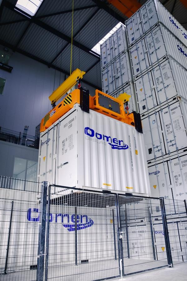 Container Oomen