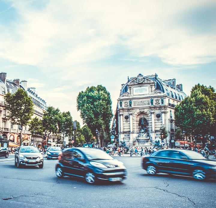 Auto mee verhuizen naar frankrijk