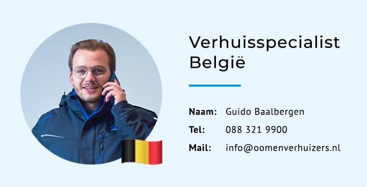 Accountmanager België