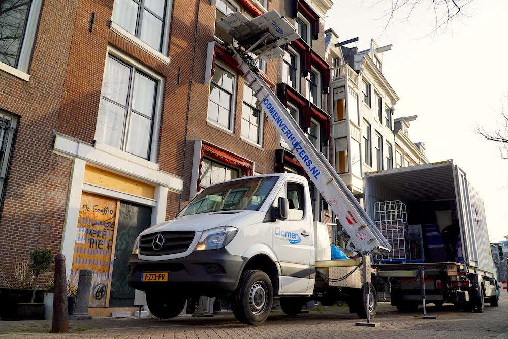 Verhuisservice Delft